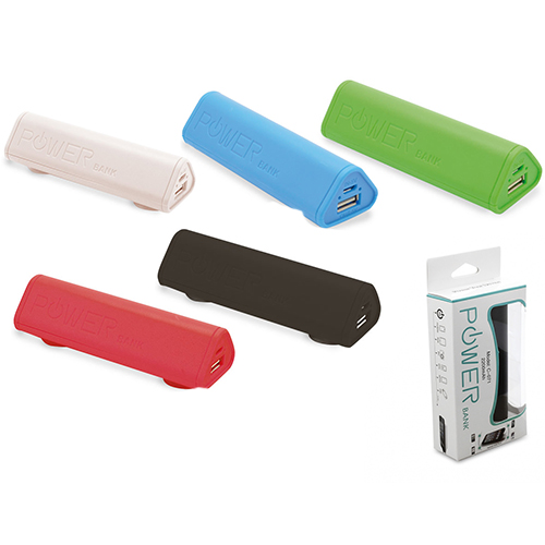 Външна батерия, Powerbank, Вакуумно захващане, 2200mah