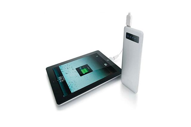 Ултра плоска външна батерия, Powerbank, 4000mah