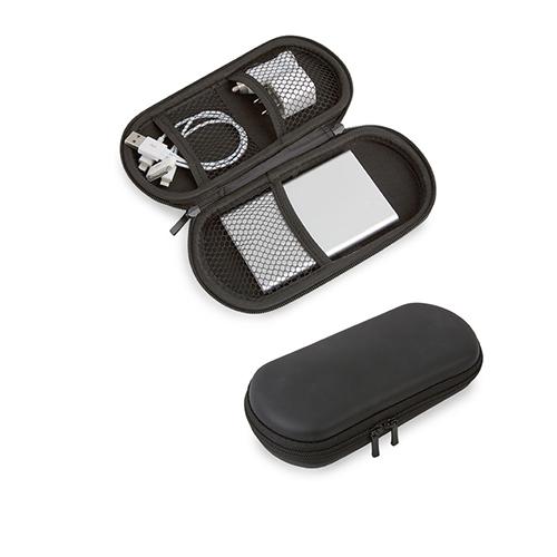 Алуминиева power bank 4000 mAh / адаптер / car charger и USB кабел / Размер на кутията: 18.5 х 9.5 х 4 см