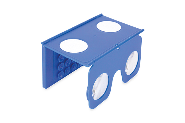 3D визьор Virtual Reality