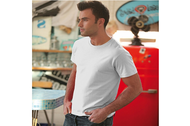 Рекламни мъжки тениски КЕYA - 100% памук