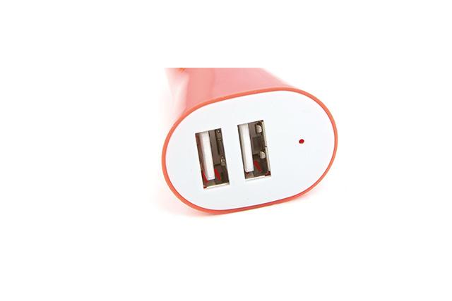 Двойно зарядно за кола - Car USB double loader