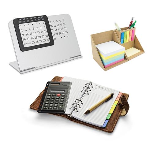 Рекламни сувенири - Тефтери, калкулатори, Визитници, Поставки за телефон