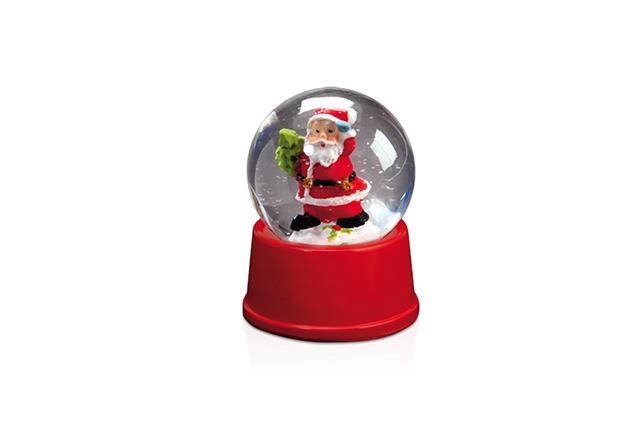 Коледна топка със Дядо Коледа