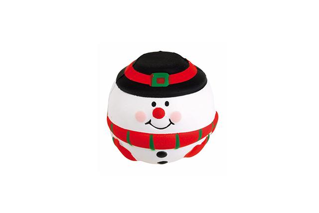Антистрес топка Снежен човек