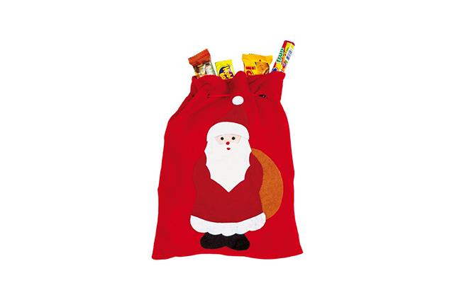 Коледна торбичка за лакомства