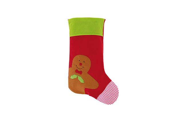 Коледно чорапче