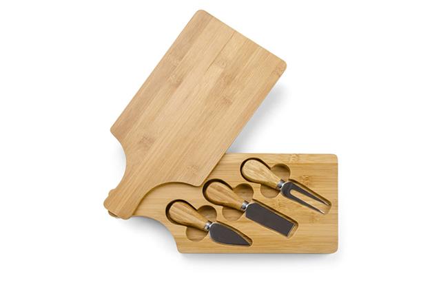 Комплект за рязане на сирена от бамбук