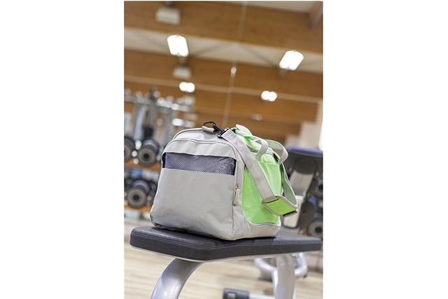Спортна чанта с джоб за обувки