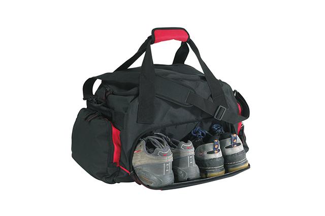 Спортна чанта с голямо отделение за обувки
